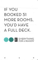 Embassy Suites / Hilton - Hotel Room Key Card - Hotelkarten