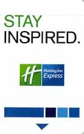 Holiday Inn Expree - Hotel Room Key Card - Hotelkarten