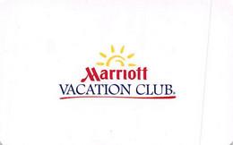 Marriott Vacation Club - Hotel Room Key Card - Hotelkarten