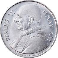 Monnaie, Cité Du Vatican, Paul VI, 10 Lire, 1968, Roma, SPL, Aluminium, KM:103 - Vatican