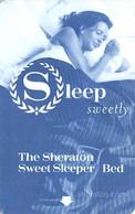 Sheraton - Hotel Room Key Card - Hotelkarten