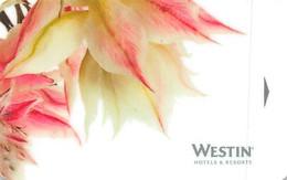 Westin - Hotel Room Key Card - Hotelkarten