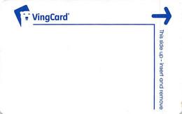 VingCard - Hotel Room Key Card - Hotelkarten
