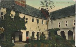 VISÉ - Cour De L'École Moyenne - Visé