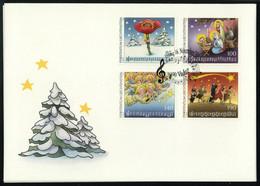2015, Liechtenstein, 1785-88 U.a., FDC - Zonder Classificatie