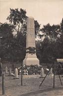 ¤¤   -   WOINCOURT   -   Carte-Photo Du Monument Aux Morts En 1921      -   ¤¤ - Other Municipalities