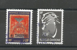 903/904  Centenaire Du  1er Cagou (clasyveroug23) - New Caledonia