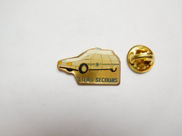Beau Pin's , Médical , Ambulance Lilas Secours , Auto Citroën XM - Citroën