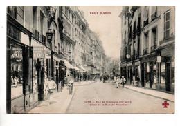 75 - TOUT PARIS . RUE DE BRETAGNE PRISE DE LA RUE DE PICARDIE - Réf. N°10666 - - Paris (03)