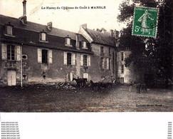16 . Charente : Mansle : Le Haras Du Chateau  De Goué . - Mansle