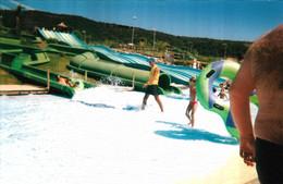 PHOTO Originale  Groupe  HOMME TORSE NU En Maillot De Bain  Jeux Aquatiques - Anonyme Personen