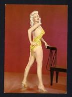 Cartolina Cinema - Jane Mansfield - Actors
