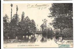 La CHAPELLE SAINT-AUBIN - Au Moulin Aux Moines (1906) - Andere Gemeenten