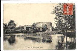 La CHAPELLE SAINT-AUBIN - La Sarthe Au Moulin Aux Moines - Andere Gemeenten