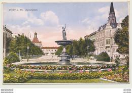 AK  Bonn Kaiserplatz - Bonn