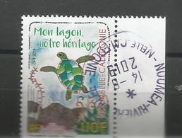 1364 Tortue  Bdf Et Beau Cachet   (clasver8) - Used Stamps