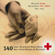 België/Belgique 2004 : Original Set Rode Kruis/Croix Rouge. - Belgium