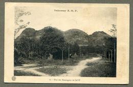 DAHOMEY. Une Des Montagnes De SAVE - Ecrte En 1926 Pour OULLINS . Benin. - Dahomey