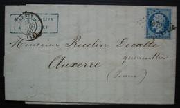 Darney Vosges 1860 Pc 1079, Roifert & Didier Ancienne Maison Bergaire, Couverts En Fer Battu - 1849-1876: Periodo Clásico