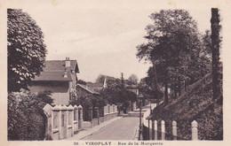 Viroflay Rue De La Marquette Tbeg Vierge - Viroflay
