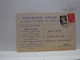 GAETA  -- LATINA  --  VINCENZO  DAUCE  -- -- CHINCAGLIERIA   ECC. - Latina