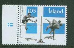Iceland 2009; Sports Association UMFI - Michel 1239.** - Neufs