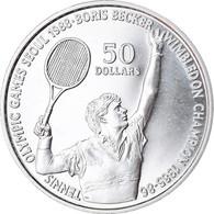 Monnaie, Niue, Elizabeth II, 50 Dollars, 1987, Proof, FDC, Argent, KM:2 - Niue
