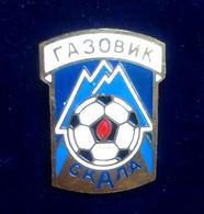 Football Pins  -  FC Hazoviyk-Scala, Stryi     - Ukraine. - Calcio