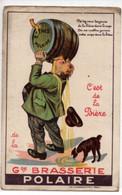 Grande Brasserie Polaire - Advertising