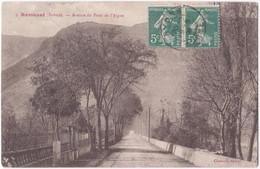 26. REMUZAT. Avenue Du Pont De L'Aigue. 3 - Autres Communes