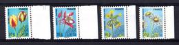 FRANCE Préoblitérés Yvert 259/62 Neufs Flore-Fleurs - 1989-....