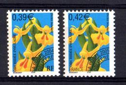 FRANCE Préoblitérés Yvert 248/49 Neufs Flore-Fleurs - 1989-....