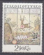 L3609 - TCHECOSLOVAQUIE Yv N°2065 ** - Unused Stamps