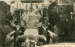 Meaux  Galeries Parisiennes Arrivée De L'eau Inondations .... 1910 - Meaux