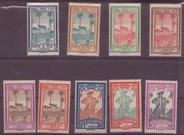 ⭐ Guyane - Taxe - YT N° 13 à 21 ** - Neuf Sans Charnière - 1929 ⭐ - Nuovi
