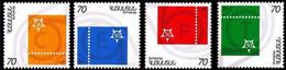 485/488** - Arménie - 50ème Anniversaire 1er émission Europa / 50e Verjaardag 1e Europa-uitgave - Armenia