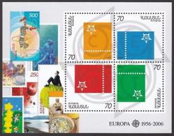 BL25** - Arménie - 50ème Anniversaire 1er émission Europa / 50e Verjaardag 1e Europa-uitgave - Armenia