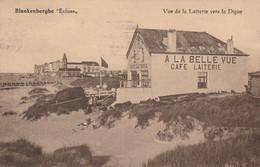 Belgique  Blankenberghe écluse La Laiterie - Blankenberge