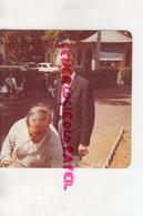 63- SAINT NECTAIRE-ST NECTAIRE-M. FRILET DIRECTEUR ETABLISSEMNT THERMAL - RARE PHOTO ORIGINALE TIRAGE ARGENTIQUE - Identified Persons