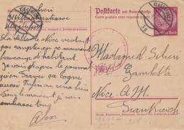 Entier Postal , Deutsches Reich 15 Pfe  Klagenfurt 1944 - Other
