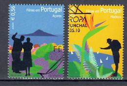 Azoren. Madeira. Europa Cept 2004 Gestempeld Fine Used - 2004