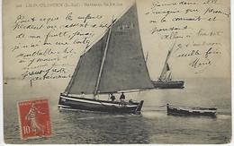 44 ( Loire Atlantique ) - LE POULIGUEN - BATEAUX De PECHE - Le Pouliguen
