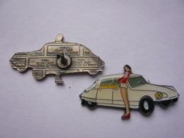 Pin S Automobile CITROEN PIN UP  Serie Limitee Neuf - Citroën