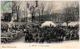 79 MELLE - La Foire Aux Mules - Melle