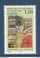 ⭐ Andorre Français - YT N° 476 - Neuf Sans Charnière - 1996 ⭐ - Neufs