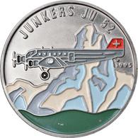 Monnaie, Congo Republic, 100 Francs, 1995, FDC, Copper-nickel, KM:21 - Congo (Republic 1960)