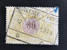 TR39 Gestempeld ADINKERKE-PANNE - 1895-1913