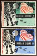 Samoa 1969 Moon Landing MNH - Samoa