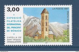 ⭐ Andorre Français - YT N° 496 - Neuf Sans Charnière - 1997 ⭐ - Neufs