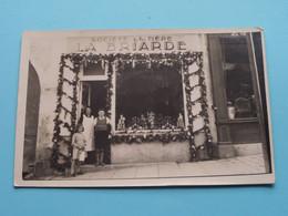 Carte PHOTO De La Société Laitière LA BRIARDE ( Voir Scans Pour Détail Svp ) ! - Fotografie